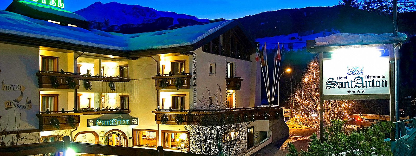 Sant Anton Hotel****| Official Website